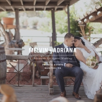 Adriana + Melvin Wedding // Hacienda Los Agaves  Manifee, Ca