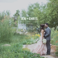 Jen + Chris // Wedding // Spring Preserves
