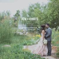 Jen + Chris // Wedding // Spring Preserves