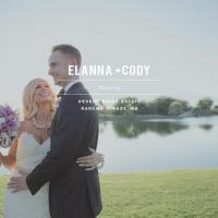 Elanna + Cody // Wedding - Rancho Mirage, Ca